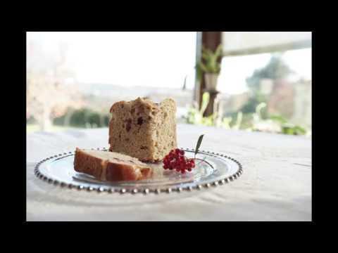 Thermocalendario de Adviento: 24 de diciembre - Panettone de arándanos, nueces y chocolate blanco