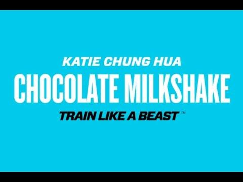 Beast Athlete Katie Chung Hua - Chocolate Protein Milkshake Recipe