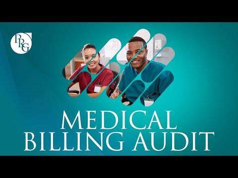 Medical Billing Audit | Physicians Revenue Group, Inc.
