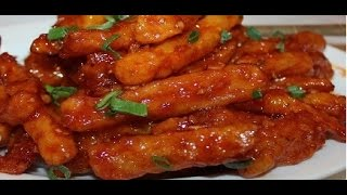 Chilli Potatoes Recipe | Easy To Make Starter/Appetizer Recipe | by-Aman Bhatia