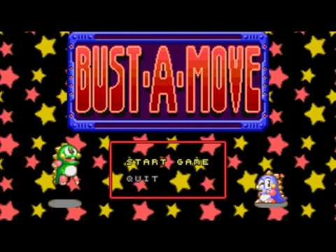 Bust-A-Move (a.k.a. Puzzle Bobble) (Normal Mode) (Kinesoft, Taito) (MS-DOS) [1997] [PC Longplay]