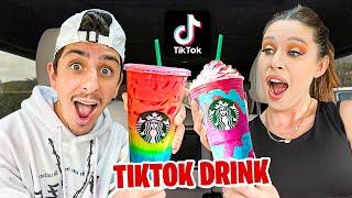 Testing Viral TikTok SECRET Drinks! **MUST HAVE**