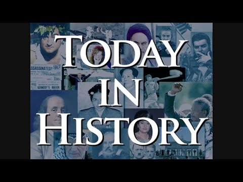 Today in History for March 15th