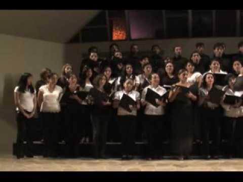 Coros Unidos - Festival Navideño 2008 (UCSG) - Villancico de Las Campanas