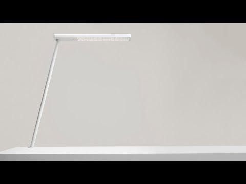 Tobias Grau launches minimal desk lamps to mark 20th anniversary