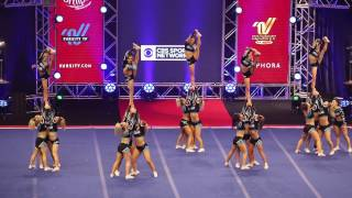 Cheer Sport Great White Sharks NCA 2017 Day 2