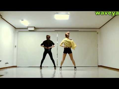 WAVEYA 샤이니 셜록 SHINee sherlock cover dance 안무