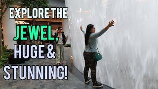 JEWEL Changi Airport Singapore | How To Get To Jewel | Explore More