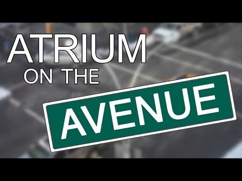 Atrium on the Avenue: Americanos, Cortados, Flat Whites, Oh My!