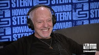 This Week On Howard: Peter Frampton Visits and Richard Christy Tastes Wine Through His Ass