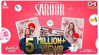 Saroor – Diljit Dosanjh (Honsla Rakh)