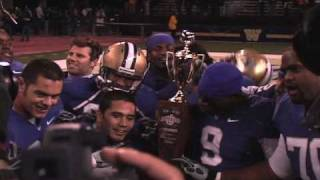 Apple Cup 2009: complete highlights