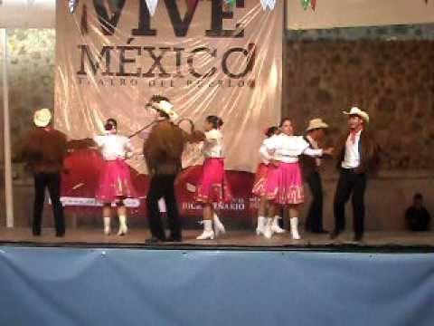 el pavido navido nuevo leon ballet folklorico huehuecoyotl de tepatitlan
