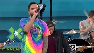 A Day To Remember: Live on ESPN | X Games Minneapolis 2017