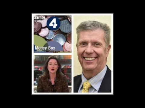 BBC RADIO 4 MONEYBOX with FRANK COCHRAN 13 APRIL 2016