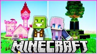Minecraft House Swap with LDShadowlady
