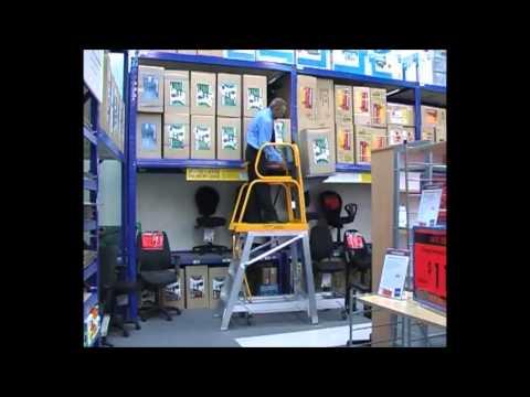 Action Handling: Manual Lift Truk