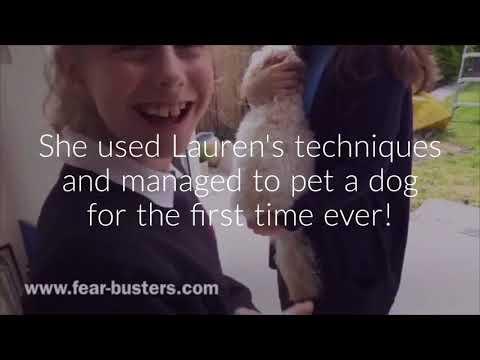 Fear of dog
