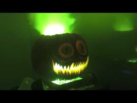 Halloween Inspiration: Bob's Outhouse of Doom