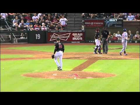 Chase Field Audio Guy Accidentally Plays Really Lo