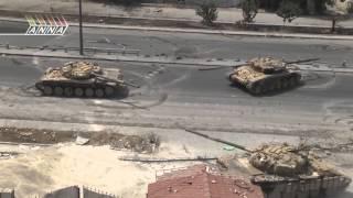 [Vietsub][ENG sub] T-72 và BMP-2 Syria phối hợp tác chiến [1080p]