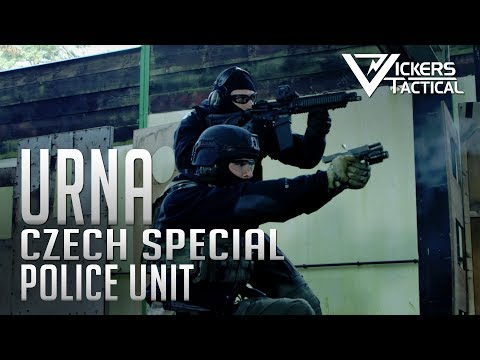 URNA Czech Republic Special Police Unit 4K