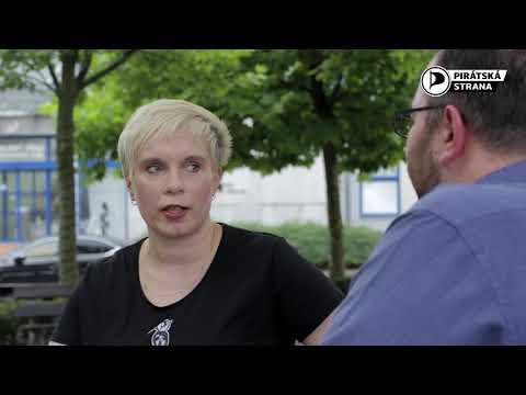 05 - Daniela Bílá - Rozhovor s pirátem před volbami do PS 2017