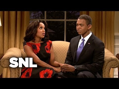 Black Women on SNL and in the White House - SNL