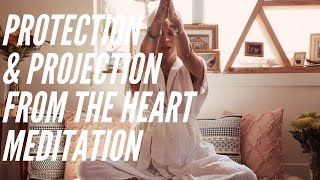 Protection & Projection from the Heart Kundalini Yoga Meditation for New Moms