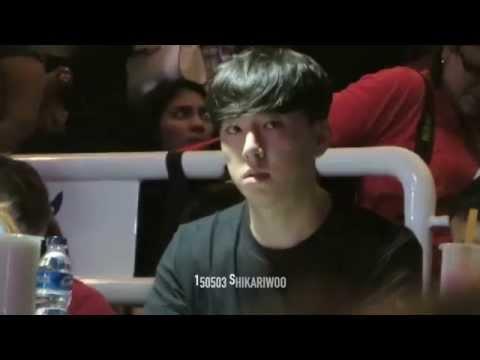 [HQ] 150503 (Fancam) Kasper / Kim Taewoo @ Korean Dream Concert