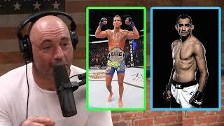 Joe Rogan on Tony Ferguson vs Anthony Pettis