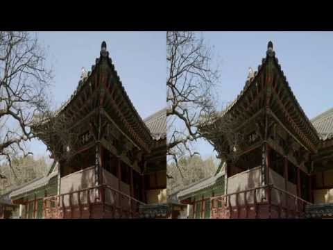 [Korea3DShowcase2013] Sacred Space: Korean Buddhism 3D by HOON Media