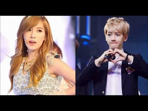 SNSD [Taeyeon] And Exo [Baekhyun] Are Dating