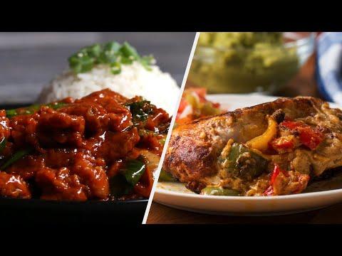 Dinners Around The World ? Tasty Recipes
