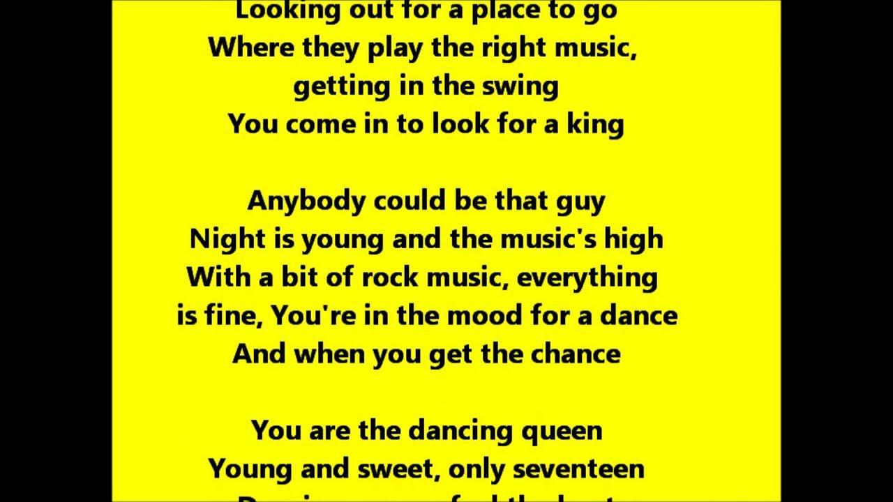 queen lyrics - photo #36