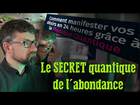Le SECRET quantique de l'abondance !