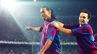 Andrés Iniesta reveals incredible Ronaldinho mind games story - Oh My Goal
