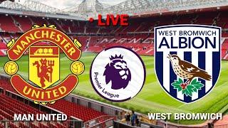 🔴Trực tiếp[Manchester United vs West Bromwich Premier League ||Pes17