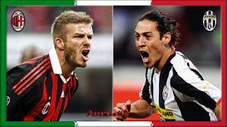 Serie A 2008-09, g35, AC Milan - Juventus (IT)