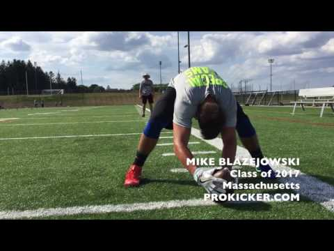 Mike Blazejowski, Ray Guy Prokicker.com Long Snapper, Class of 2017