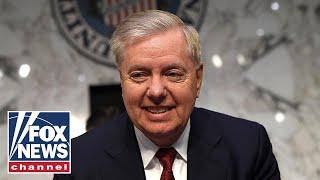 Lindsey Graham slams 'crock' impeachment proceedings