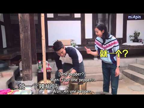 [ENG SUB] Siwon & Liuwen - We are in love Ep 07
