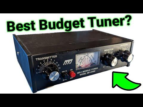 ►Ham Radio Flea Market Find: MFJ-945 Manual Tuner... Was it a Good Deal???