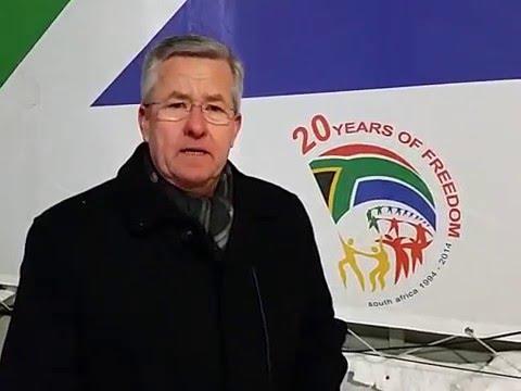 Brian Gallagher WEF Latin America