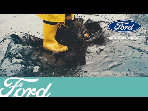 So reinigen Sie Ihre Reifen und Alufelgen | Ford Austria