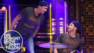 Awesome Will Ferrell and Chad Smith to Have Drum-Off on Fallon