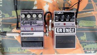 Grunge vs Grunge