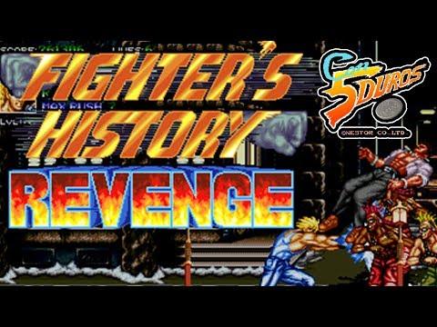 DIRECTO: FIGHTER'S HISTORY REVENGE (OPENBOR)
