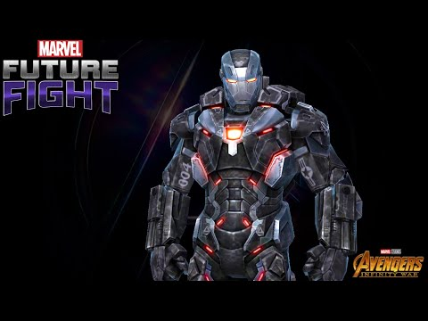 WARMACHINE INFINITY WAR UNIFORM - First 👀 | Marvel Future Fight