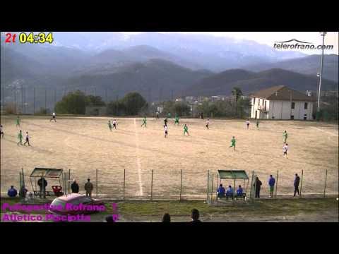 Rofrano - Pisciotta (partita completa)